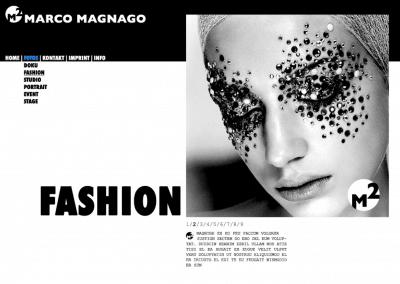 Marco Magnago Website